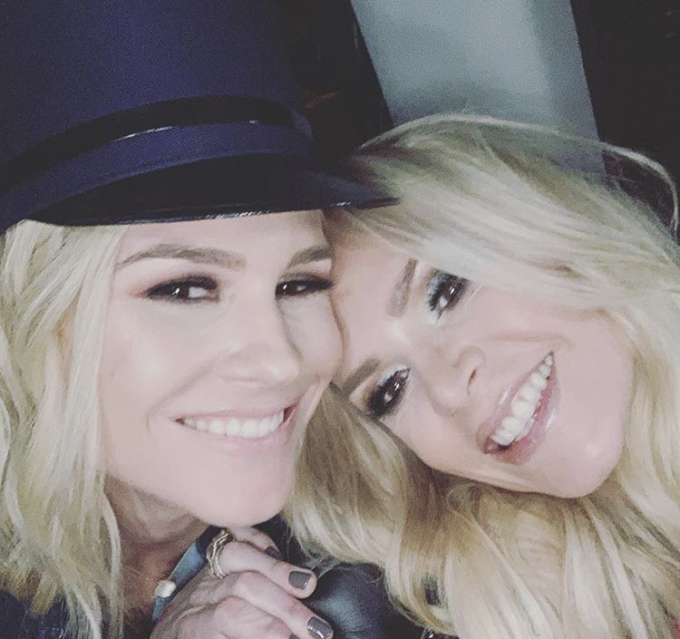 Meghan Edmonds & Tamra Judge