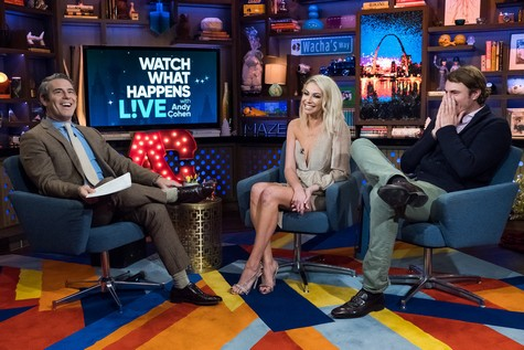 Stassi & Shep on WWHL