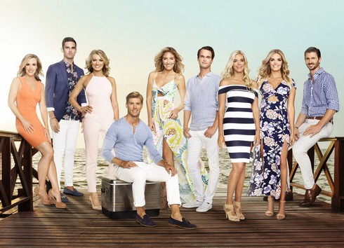 Summer House Cast