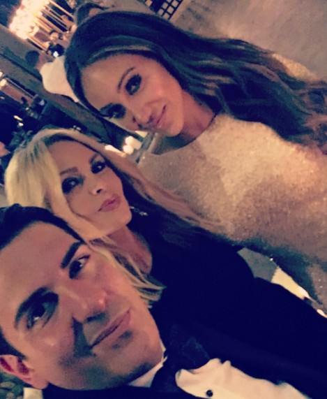Tamra & Melissa With The Groom