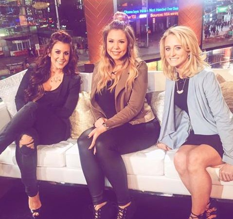 Chelsea, Kail, and Leah