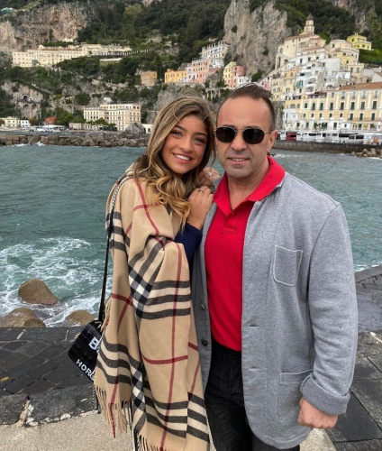 Gia & Joe On The Amalfi Coast