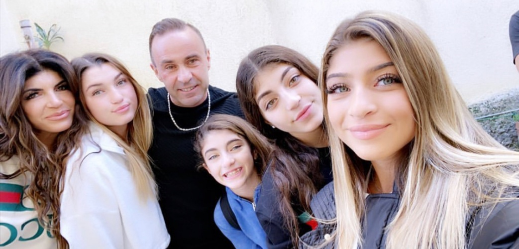 The Giudice Family