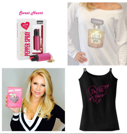 Gretchen Rossi Pepper Spray